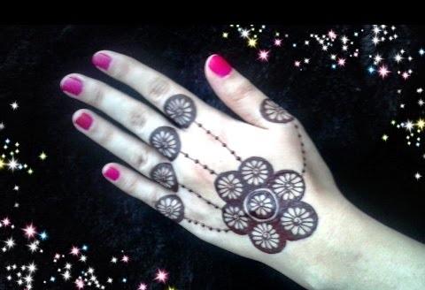 9 Latest And Popular Gol Tikka Mehndi Designs Styles At Life