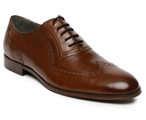 Men's Brown Classic Brogues