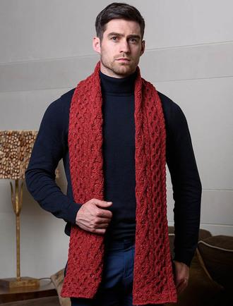 Men Wool Scarf