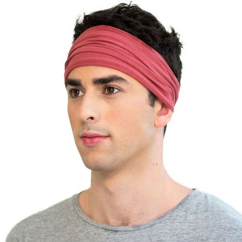 15 Cool and Stylish Headbands for Men  b707bb6b2d7