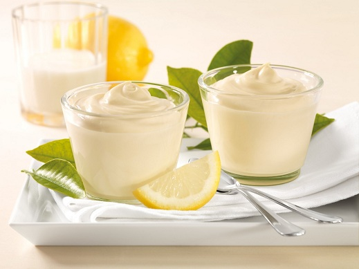 Milk Cream and Lemon Skin Rejuvenation Mas
