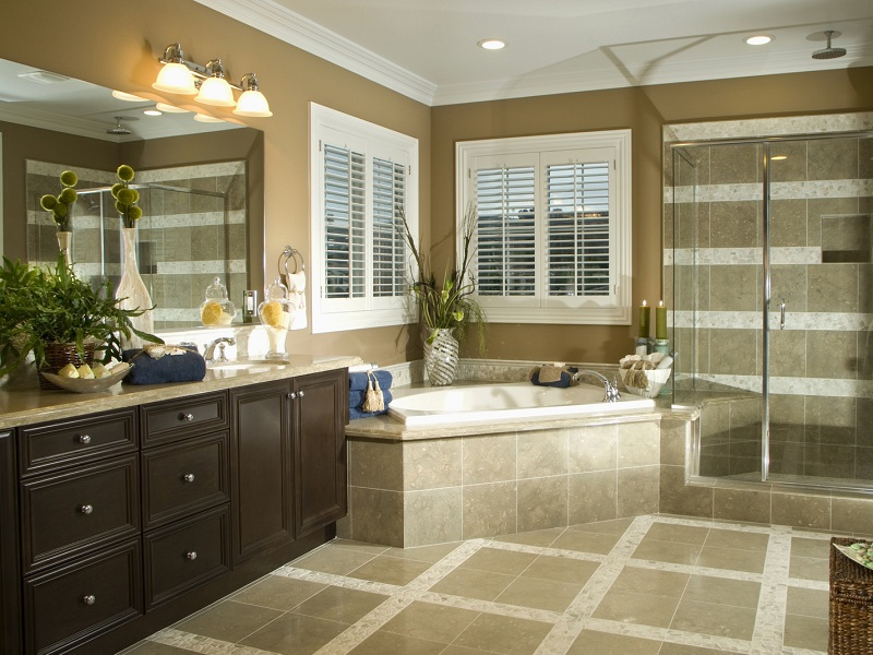 Modern Bathroom Vanities and Cabinets