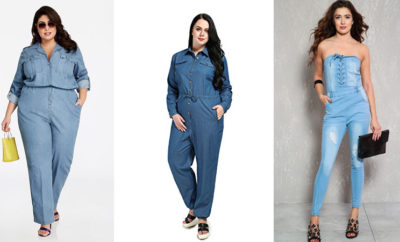 aa45bcd3b49 9 Modern Denim Romper Outfits For Ladies And Gents