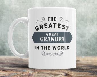 Mug Gift For Grandpa