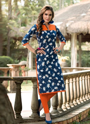 a21df5155b4828 50 Different Types of Kurti Designs for Women in 2018