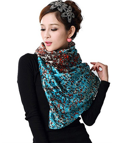 New Pattern Scarves for Ladies