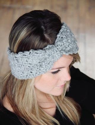 One Skein Crochet Headbands