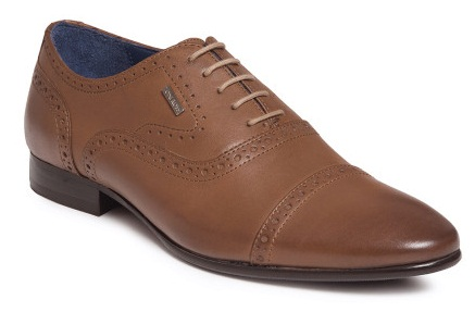 Occasional Tan Brogue