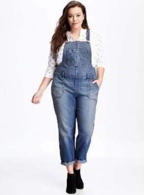 Old Navy Blue Overalls