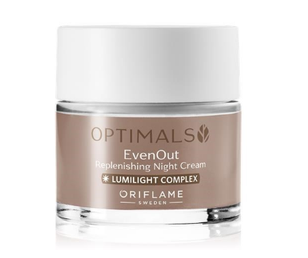 Oriflame Night Cream For Acne Prone Skin