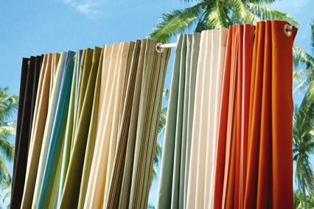 9 Beautiful And Best Outdoor Curtains For Home Styles At