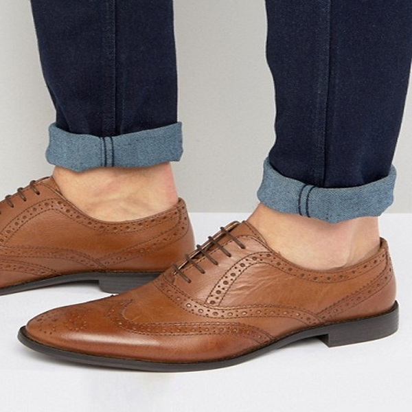 9 Modern Oxford Brogues For Men And