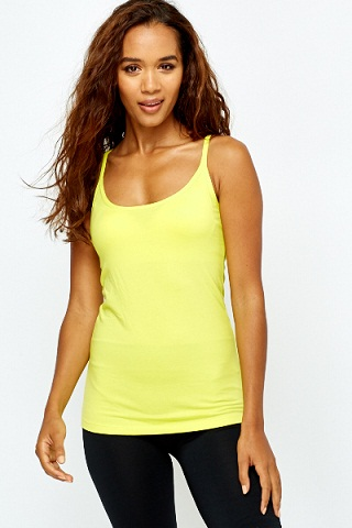 Padded Sports Cami Top