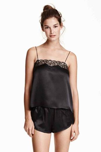 Pajama Camisole Design