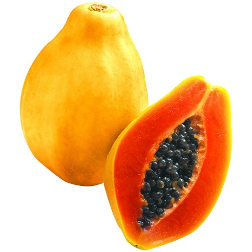 Papaya to Reduce Pimples On Chin