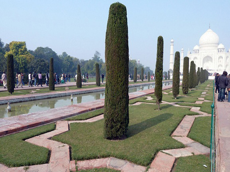 parks in agra