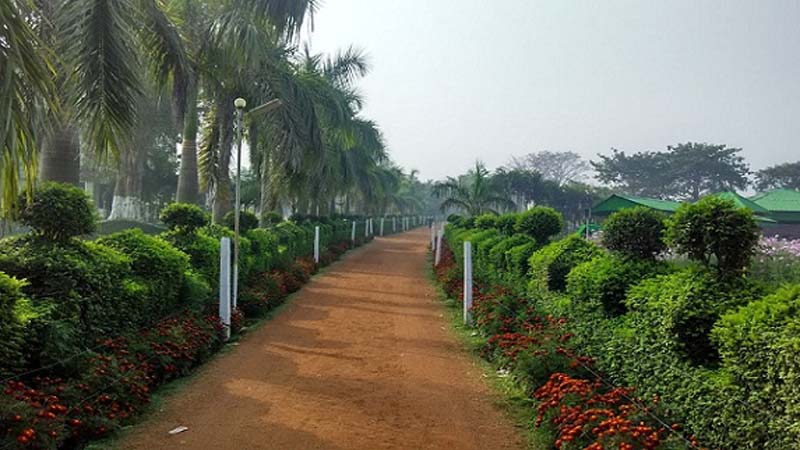Parks in Burdwan