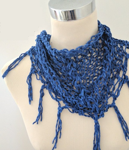 Scarf Knitting Styles : How to knit a scarf easy knitted patterns