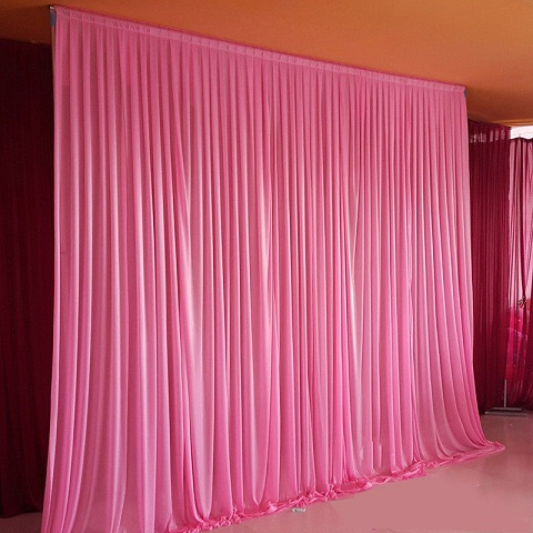 9 Latest Pink Curtain Designs With Pictures In 2020