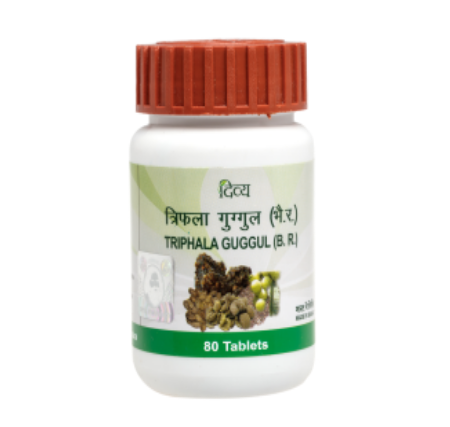 Patanjali Ramdev Triphala Guggul For Weight Loss
