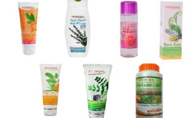 Patanjali beauty Products