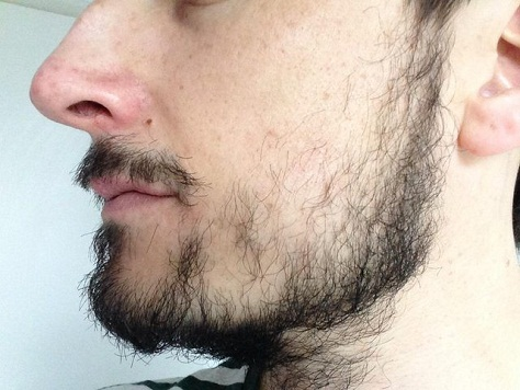 Neck Beard Trim