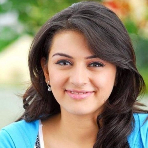 Hansika Motwani Without Makeup