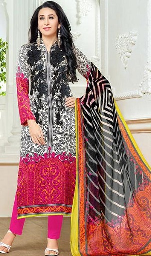 plus size salwar suits