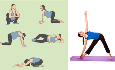 Prenatal Yoga – Best Poses And Its Benefits