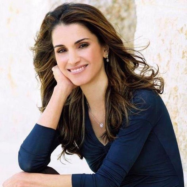 Queen Rania Beauty Tips and Fitness Secrets