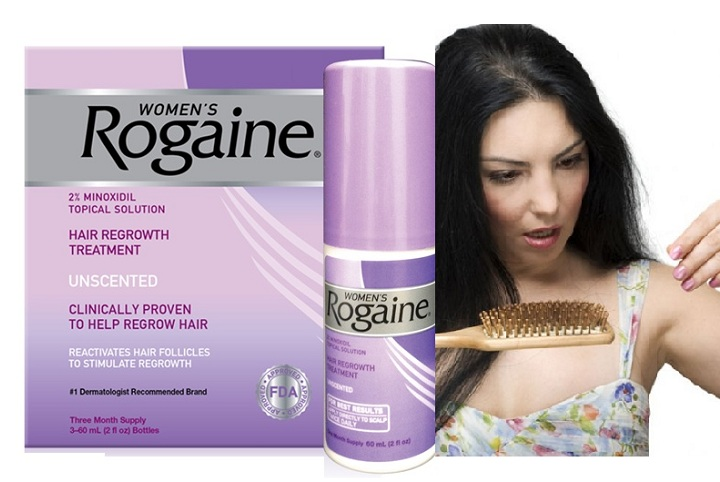 Rogaine for Hair Loss