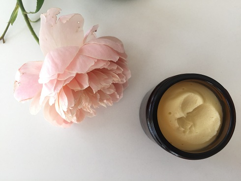 Rose Water and Shea Butter Face Mask