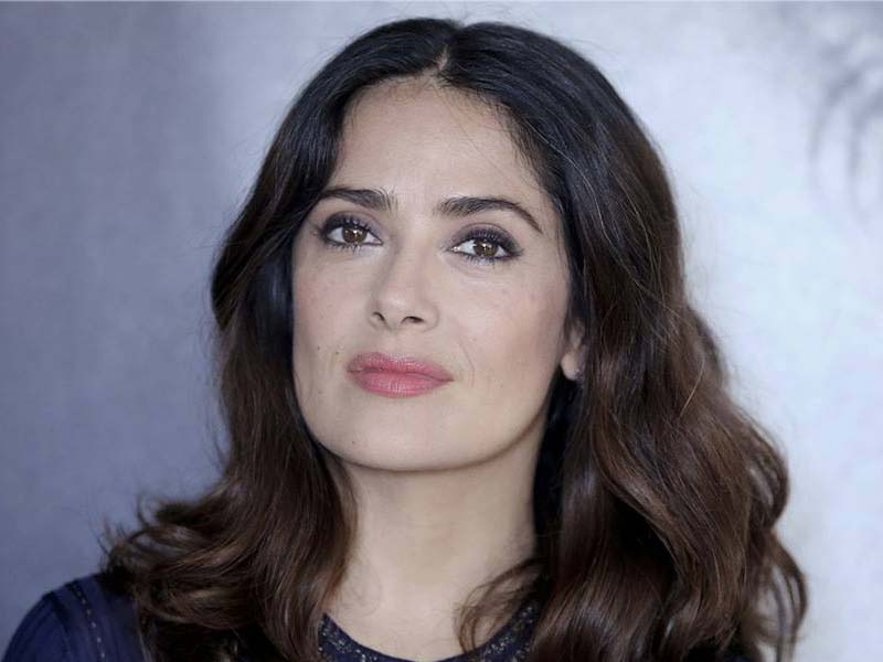 Salma Hayek Beauty Tips