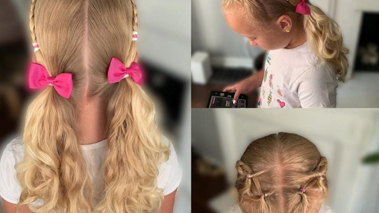 10 Latest And Simple School Girl Hairstyles For Medium Hair