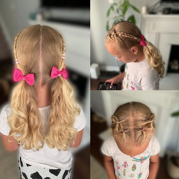 Tremendous 10 Latest And Simple School Girl Hairstyles For Medium Hair In 2020 Schematic Wiring Diagrams Amerangerunnerswayorg