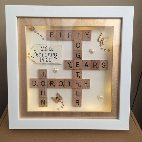 9 Creative Homemade Anniversary Gift Ideas With Images
