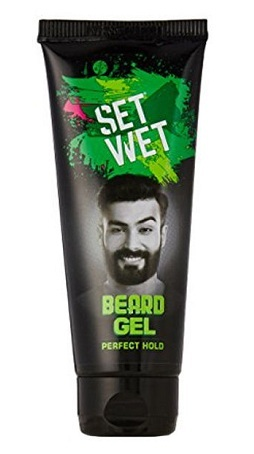 Set Wet Beard Styling