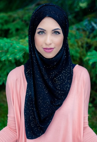 Shimmer Hijab