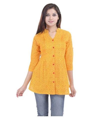 Shirt Style Kurta
