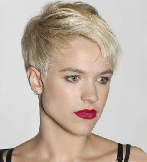 Short Hairstyles For Oval Face 3
