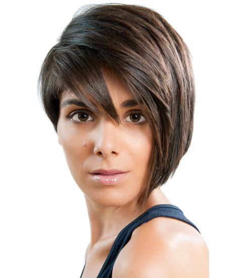 Short Hairstyles For Oval Face 4