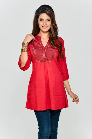 Short Length Kurtis