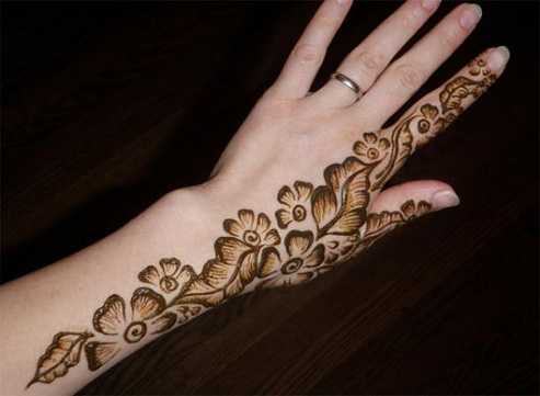 Mehndi Designs New Latest : New and gorgeous bail mehndi designs with pictures styles at life
