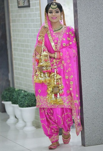 Bridal Salwar Suits - These Beautiful Designs Gives Perfect
