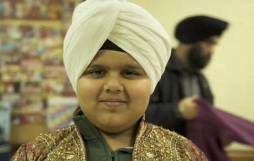 Sikh Head Scarf