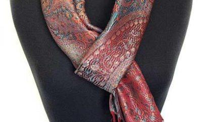 fancy scarf
