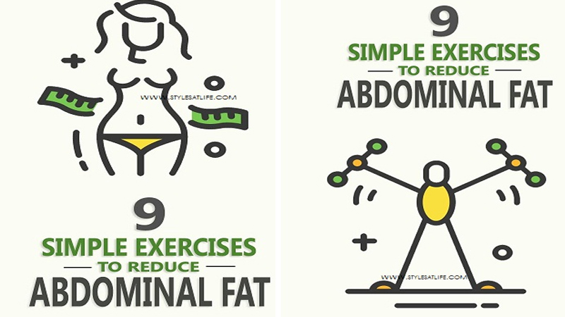 Exercises to Reduce Abdominal Fat