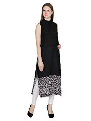 Simple Straight Kurtis