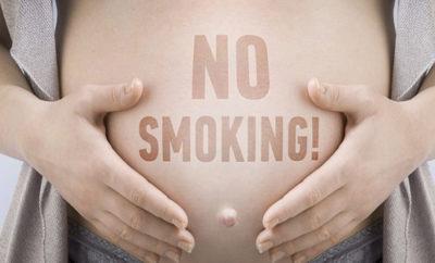 smoking during pregnancy