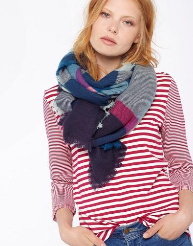 Soft Handling Scarves for Women